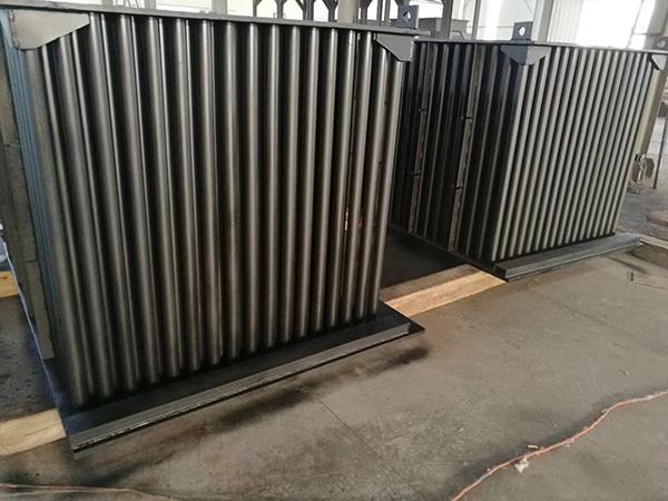 考登钢管式空气预热器